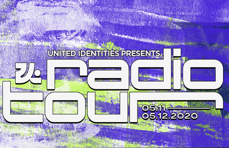 United Identities online radio tour 2020