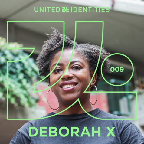 Podcast 009 – Deborah X