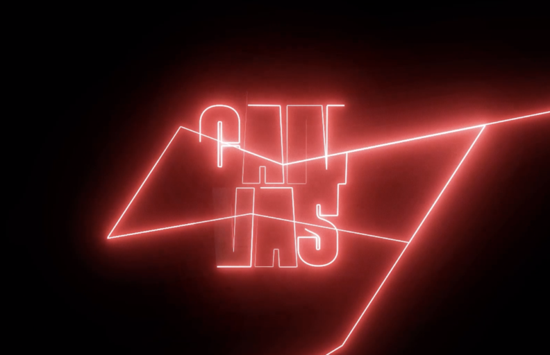 Thrills in +41 is sound designing the 'Canvas' exhibition at Tivoli Vredenburg