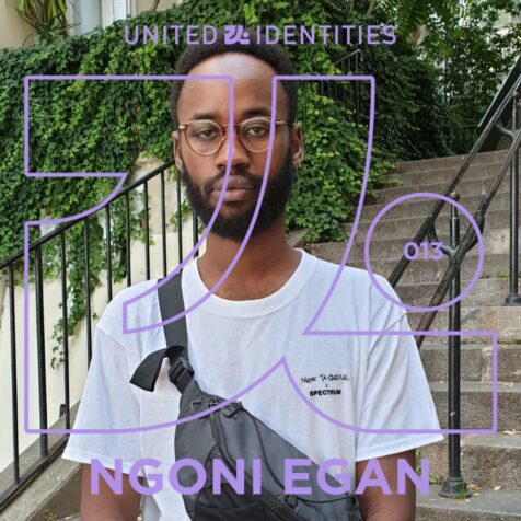 Podcast 013 – Ngoni Egan
